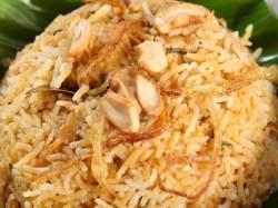 Ambur Chicken Biryani, Indian Recipe