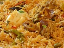 Dindigul Mutton Biryani, Indian Recipe