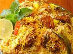 Hyderabad Mutton Biryani, Indian Recipe