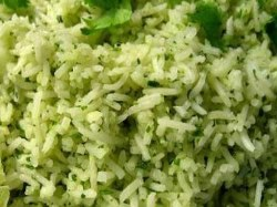 Variety rice recipes