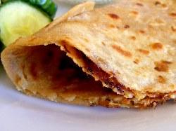 MOOLI PARATHA , Indian Recipe