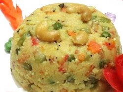 Rava kichadi, Indian Recipe