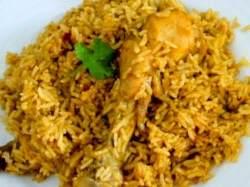 Dindigul Thalappakatti Chicken Biryani, Indian Recipe